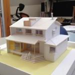 アルモンデハウスの模型が完成しました!