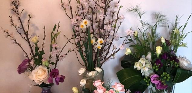ひとあし早い春